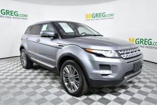 Used 2012 Land Rover Range Rover Evoque For Sale 59 Used 2012