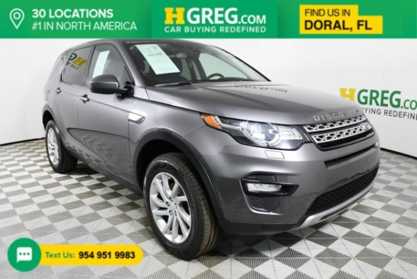 2016 Land Rover Discovery Sport in Doral, FL