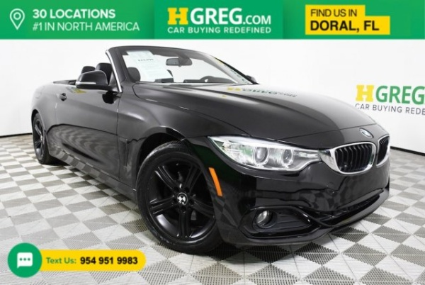2017 BMW 4 Series in Doral, FL