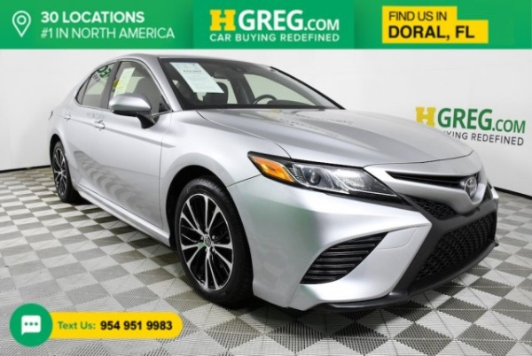 2018 Toyota Camry in Doral, FL
