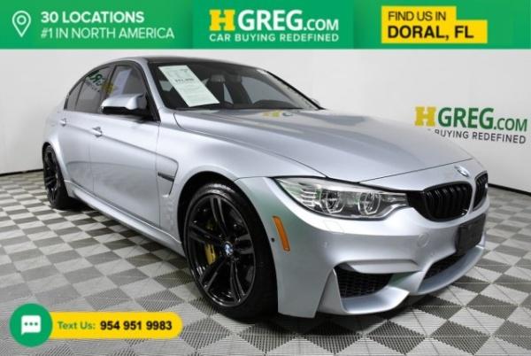 2016 BMW M3 in Doral, FL