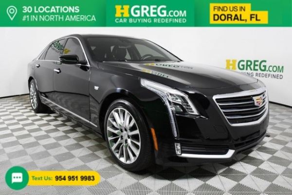 2017 Cadillac CT6 in Doral, FL