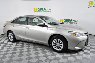 Used 2015 Toyota Camry Hybrid LE For Sale In Doral, FL