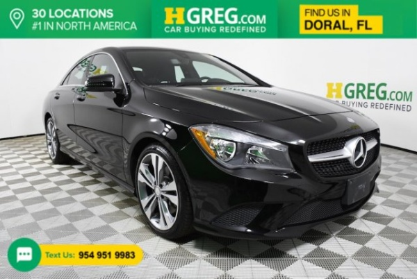 2016 Mercedes-Benz CLA in Doral, FL
