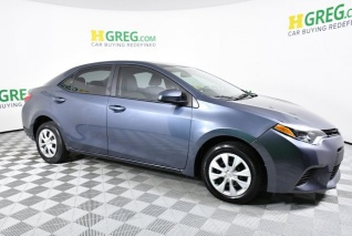 Used Toyota Corolla For Sale Search 13 240 Used Corolla Listings