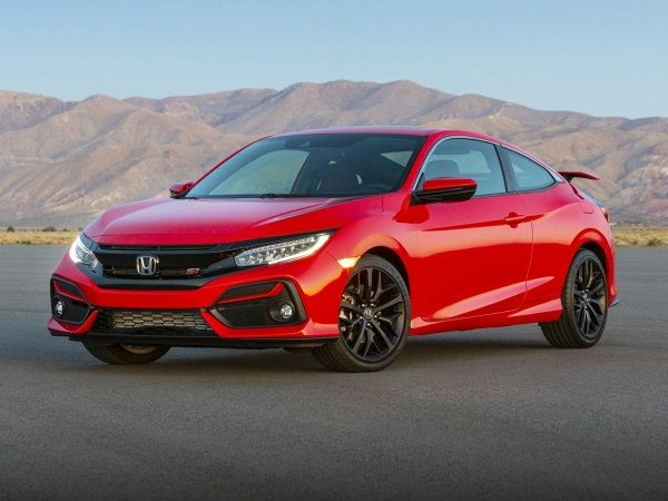 2020 Honda Civic Si