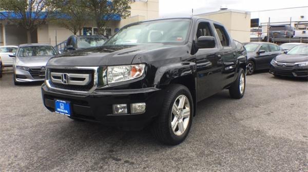 2011 Honda Ridgeline RTL