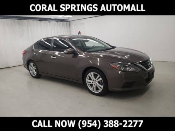 2016 Nissan Altima in Coral Springs, FL