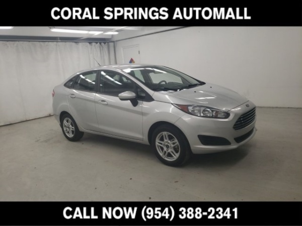 2018 Ford Fiesta in Coral Springs, FL