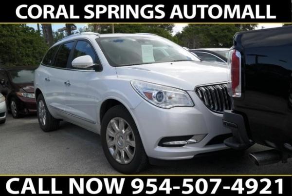 2017 Buick Enclave in Coral Springs, FL