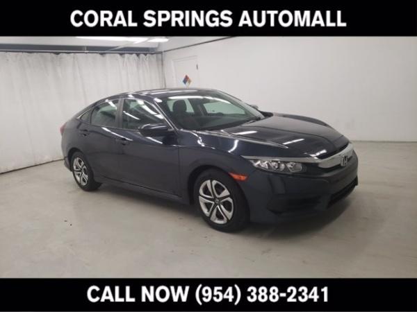 2017 Honda Civic in Coral Springs, FL