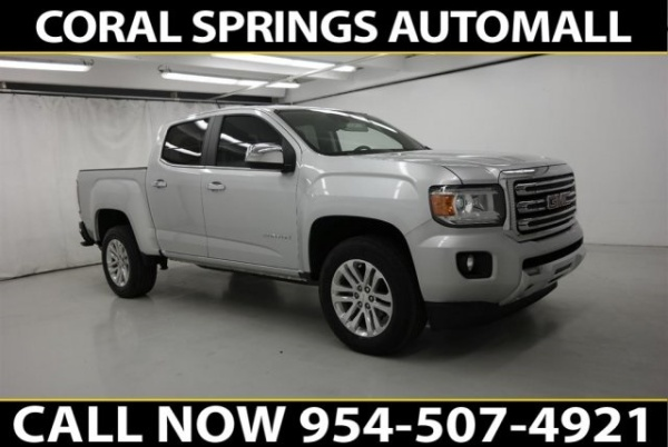 2016 GMC Canyon in Coral Springs, FL