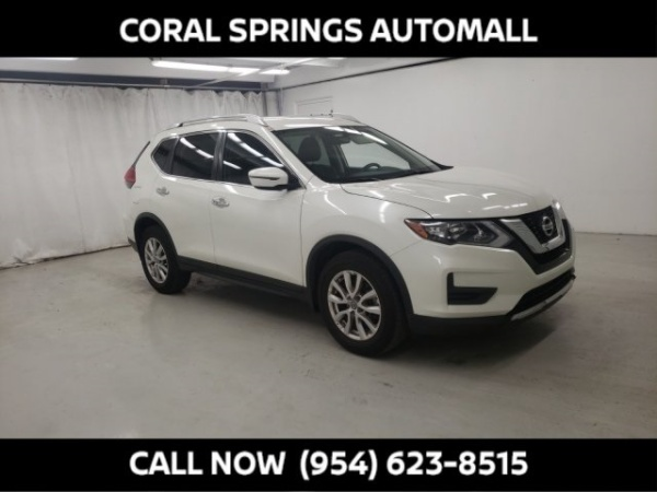 2017 Nissan Rogue in Coral Springs, FL