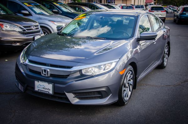 2017 Honda Civic in Bend, OR