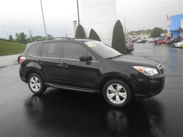 used subaru forester for sale in springfield mo u s news world report. Black Bedroom Furniture Sets. Home Design Ideas