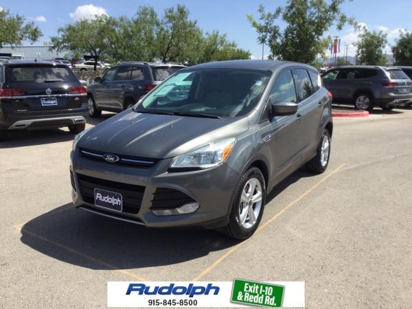 2014 Ford Escape in El Paso, TX