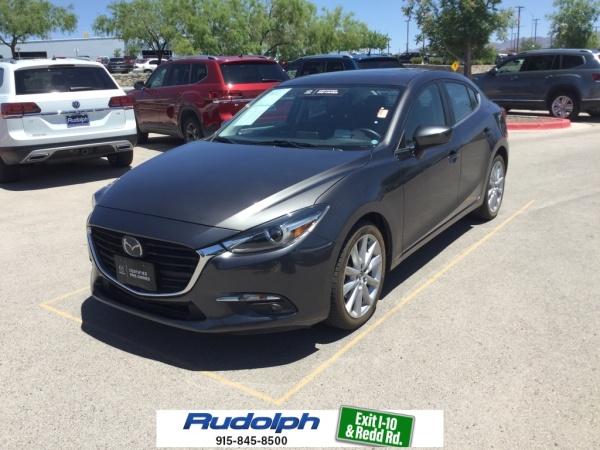 2017 Mazda Mazda3 in El Paso, TX