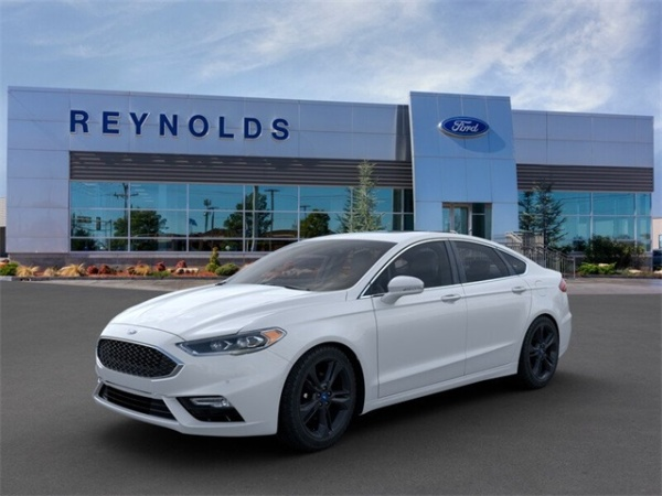 2019 Ford Fusion in Oklahoma City, OK