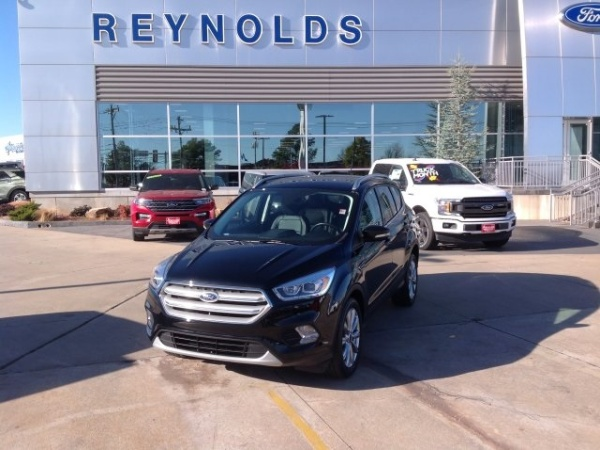 2018 Ford Escape in Oklahoma City, OK