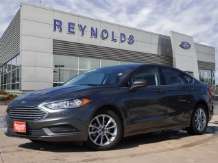 2017 Ford Fusion Se Fwd For In Oklahoma City Ok