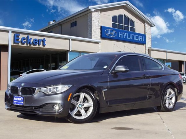 2015 BMW 4 Series in Denton, TX