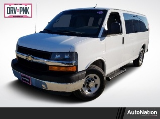 Used Chevrolet Express Passengers for Sale | TrueCar