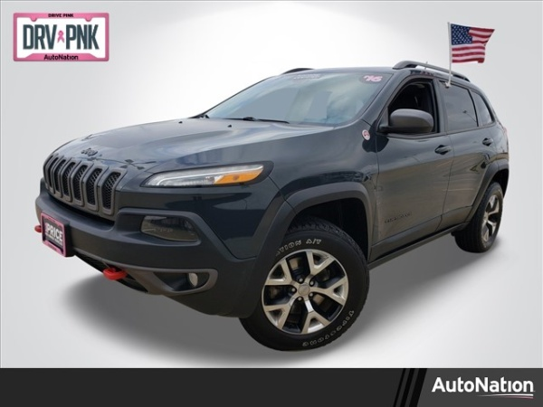 2016 Jeep Cherokee in Spring, TX