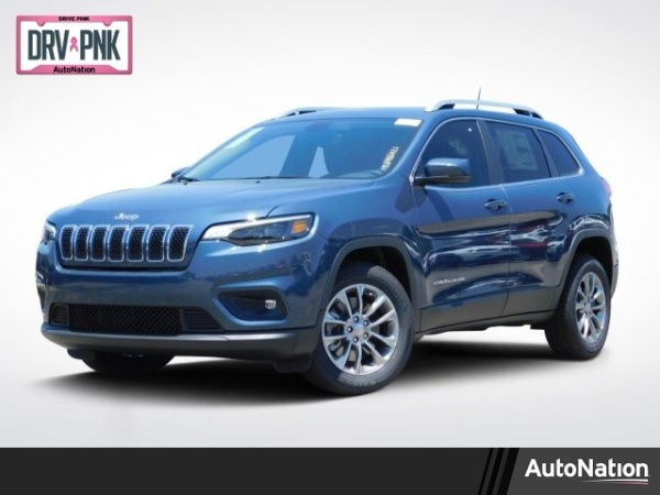 2019 Jeep Cherokee in Spring, TX