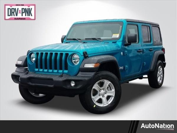 2020 Jeep Wrangler in Spring, TX
