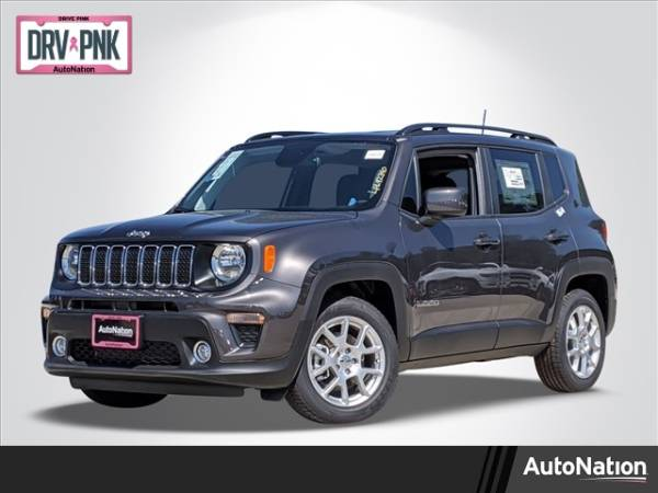 2020 Jeep Renegade in Spring, TX