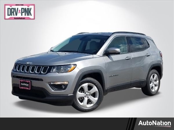 2020 Jeep Compass in Spring, TX