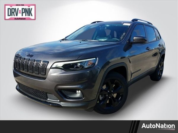 2020 Jeep Cherokee in Spring, TX