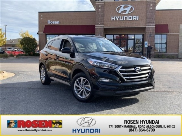 2018 Hyundai Tucson in Algonquin, IL