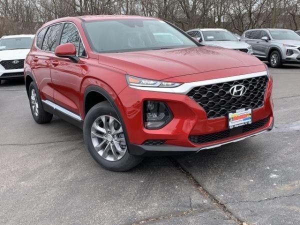 2020 Hyundai Santa Fe in Algonquin, IL