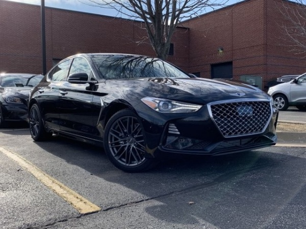 2019 Genesis G70 Unknown