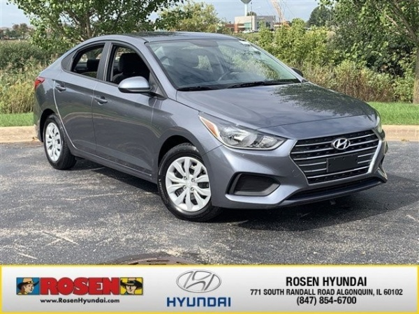 2019 Hyundai Accent in Algonquin, IL