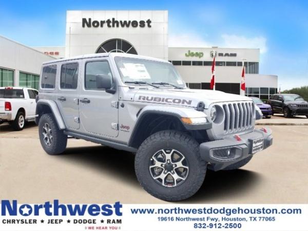 2019 Jeep Wrangler in Houston, TX