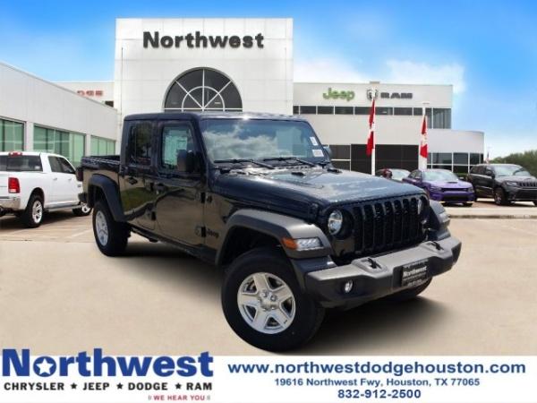 2020 Jeep Gladiator in Houston, TX