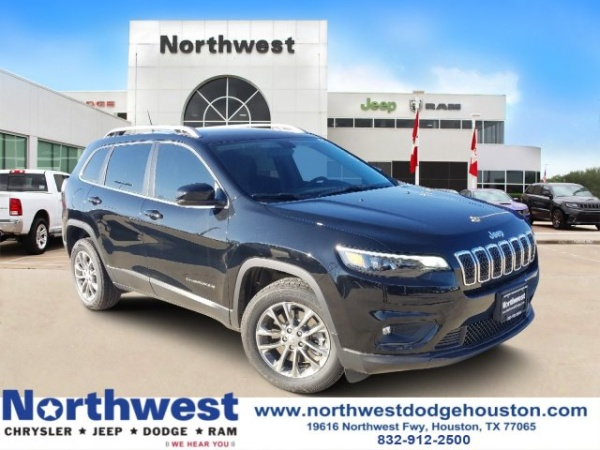 2020 Jeep Cherokee in Houston, TX