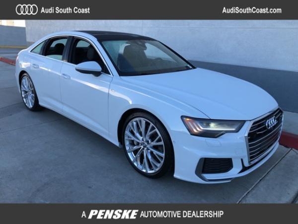 2019 Audi A6 Prestige