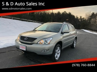 2007 Lexus Rx 350 Awd For In Maynard Ma