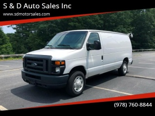 3214338b3a 2013 Ford Econoline Cargo Van E-150 Commercial for Sale in Maynard