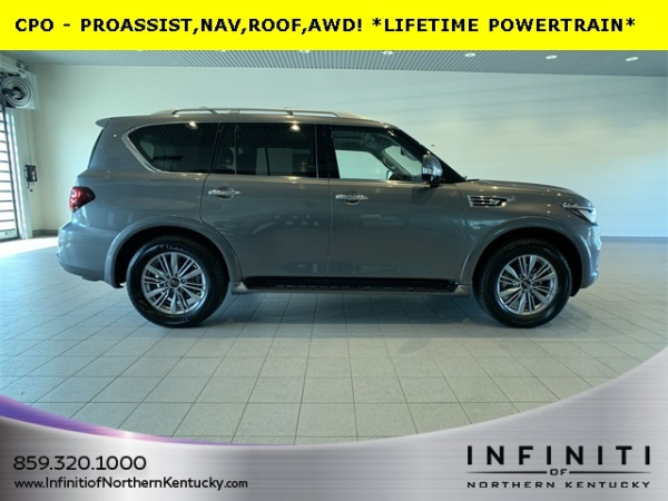 2019 INFINITI QX80 in Fort Wright, KY