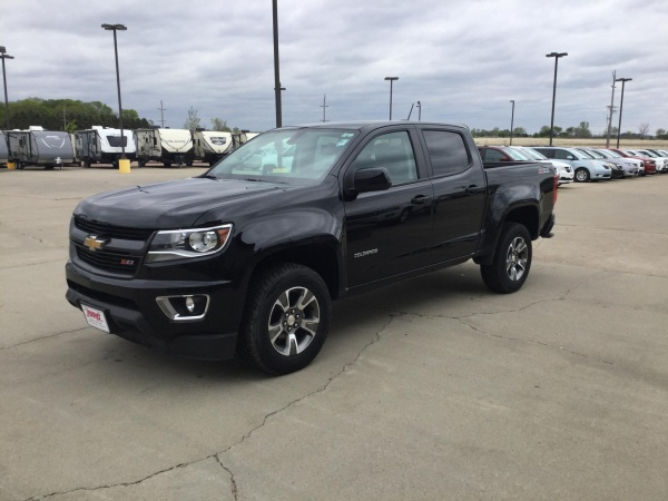2020 Chevrolet Colorado in Lennox, SD