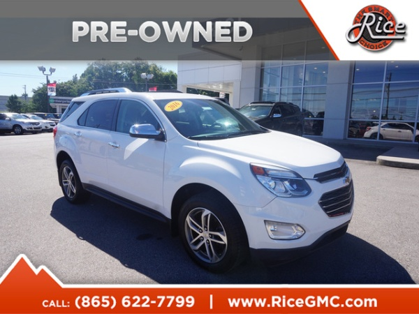 2016 Chevrolet Equinox in Knoxville, TN
