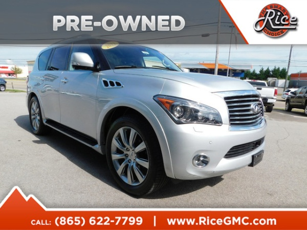 2012 INFINITI QX56 in Knoxville, TN