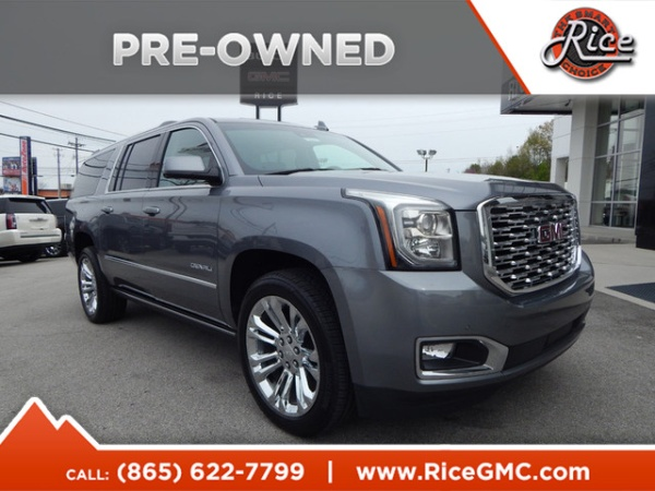 2019 GMC Yukon in Knoxville, TN