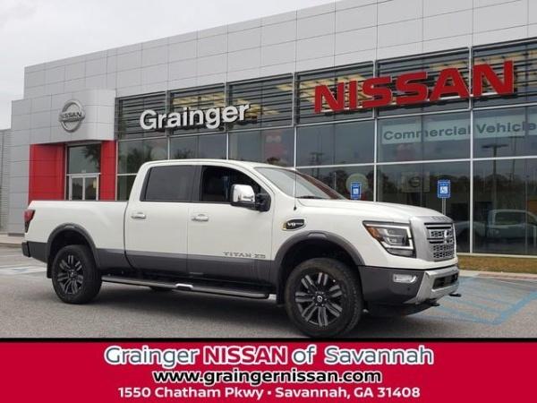 2020 Nissan Titan XD in Garden City, GA