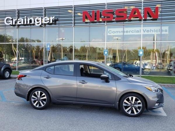 2020 Nissan Versa in Garden City, GA