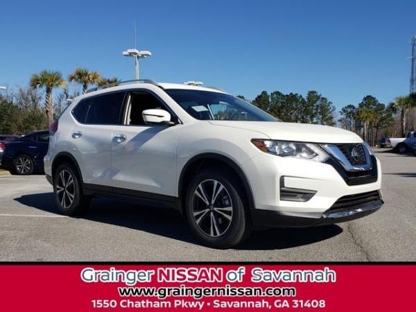 2020 Nissan Rogue in Garden City, GA